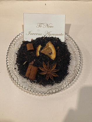 Tè nero Inverno agrumato