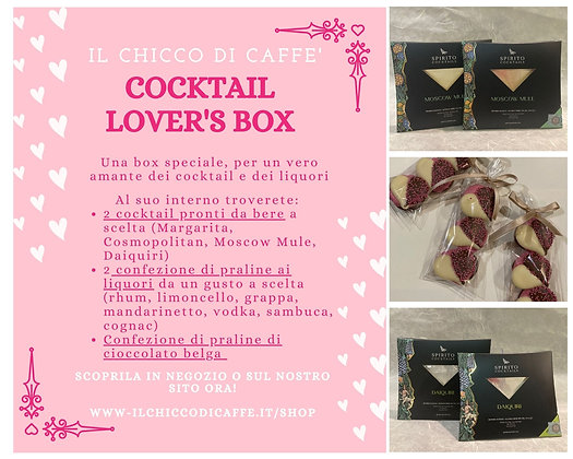 Cocktail lover's box