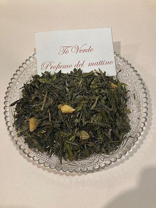 Tè verde profumo del mattino