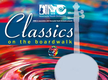 Newcastle Youth Orchestra Classics on the Boardwalk