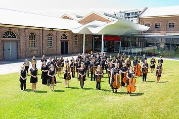 Newcastle Youth Orchestra Places You'll Go
