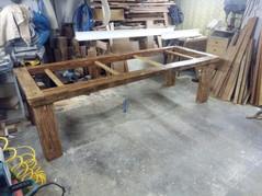 Jak se tvoří.... stůl