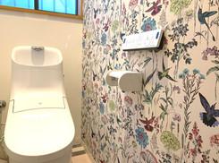 R様邸 トイレ