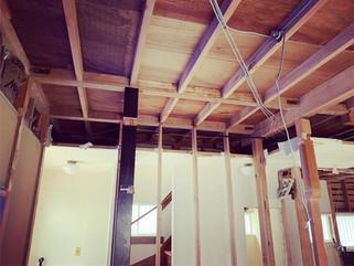 Y様邸 旧1階和室・DK解体