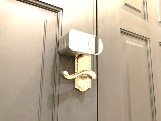 N様邸 玄関スマートロック
