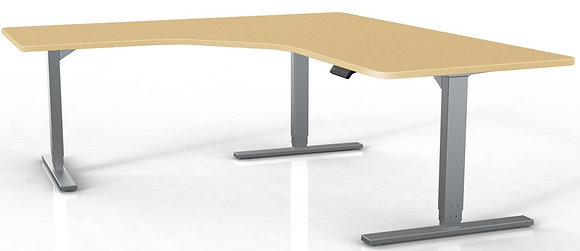 Argotech Syner-E עמדת עבודה - שולחן חשמלי מתכוונן