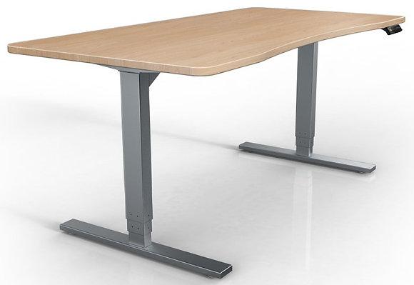 עמדת עבודה מתכווננת - שולחן חשמלי Argotech Sayner-A