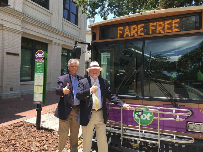City, CAT Announce Extended Hours for Free Downtown Shuttle