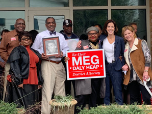 Meg Heap Announces Bid for Re-election