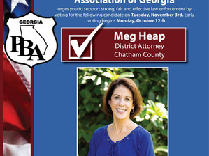 Heap Endorsed by PBA of Georgia
