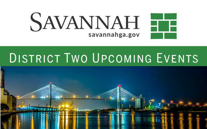 District Two Town Hall Meeting