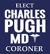 PUGH yard sign PMS 281 photo #4 text onl