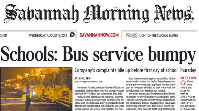 Have We Become Desensitized to the Crime in Savannah?