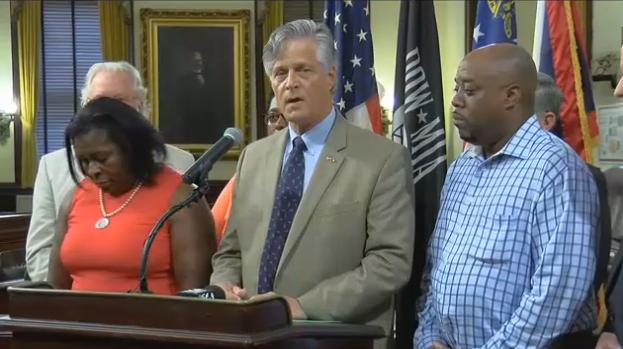 Savannah City Council recommends Rob Hernandez