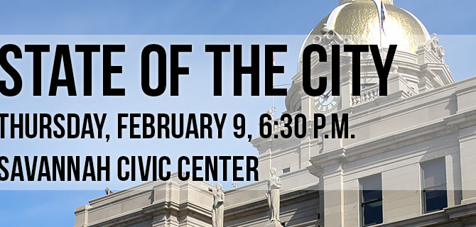 Mayor DeLoach to give State of City Address Thursday, Feb. 9