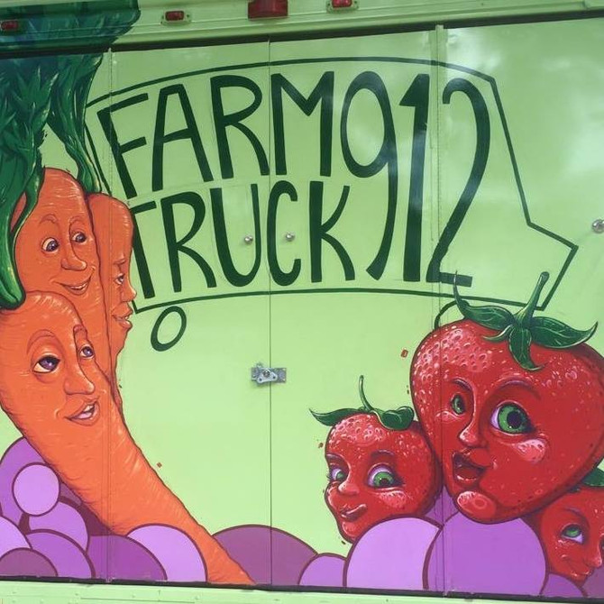 Farm Truck 912 in the 2nd District