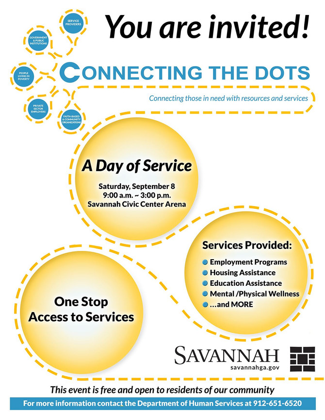 City Invites You to Day of Service