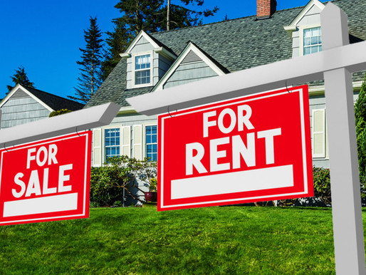 Should I Sell or Rent my Home?