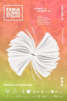 Feria del Libro Tenerife 2019