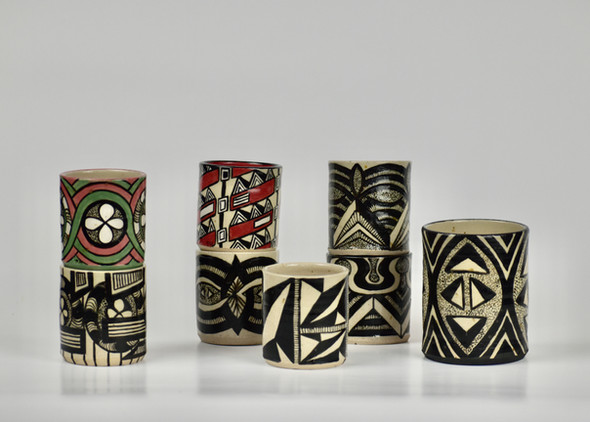Hamaka Espresso Cups