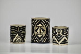 Espresso cup_Umasma - Beaker_Hamaka Shield 3 - Espresso cup_ Mansma