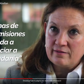 Entrevista a Maj-Britt Larka Abellan