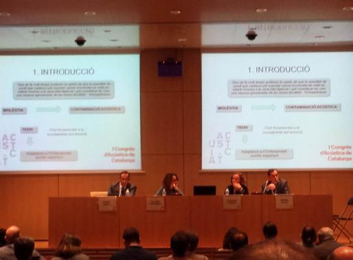 acusti.cat 2020: s'obren les inscripcions pel 3r Congrés d'Acústica de Catalunya (28 i 29 d'abril)