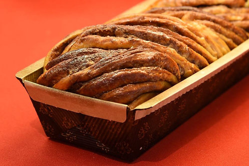Nut Free Chocolate Babka (Thurs. only)