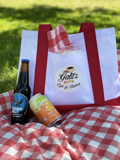 Picnic with Galit