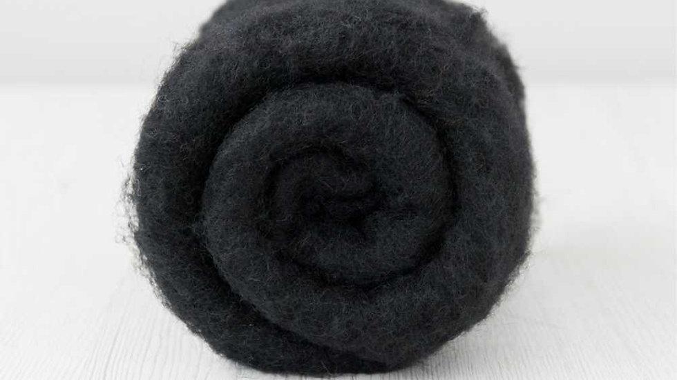 DHG Maori carded wool - Dark