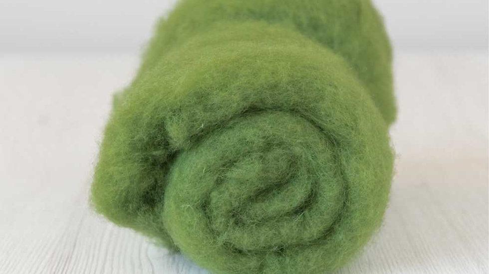DHG Maori carded wool - Leaf
