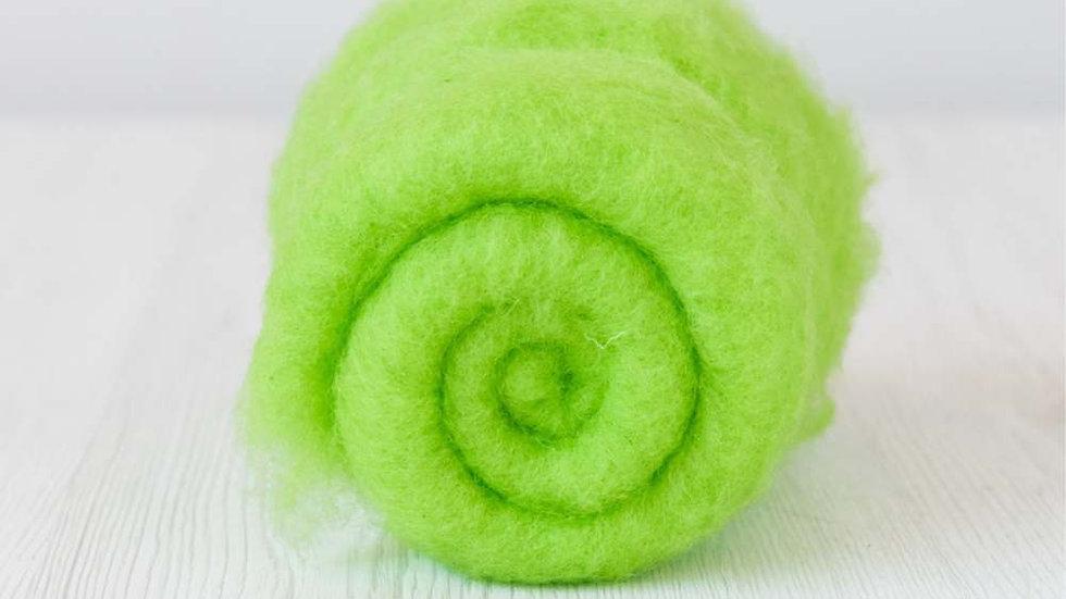 DHG Maori carded wool - Mint