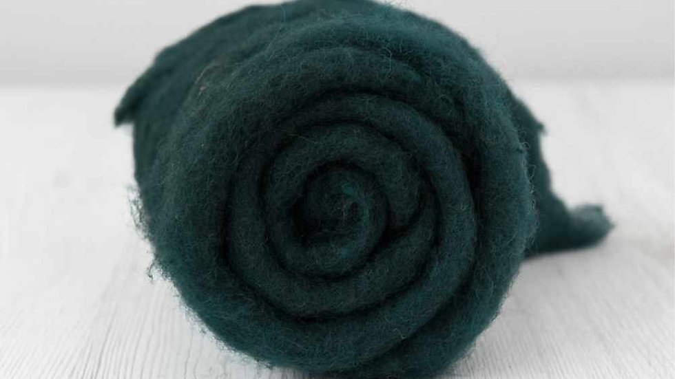 DHG Maori carded wool - Wood