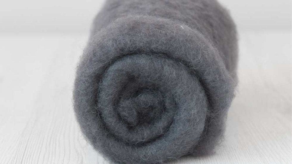 DHG Maori carded wool - Storm