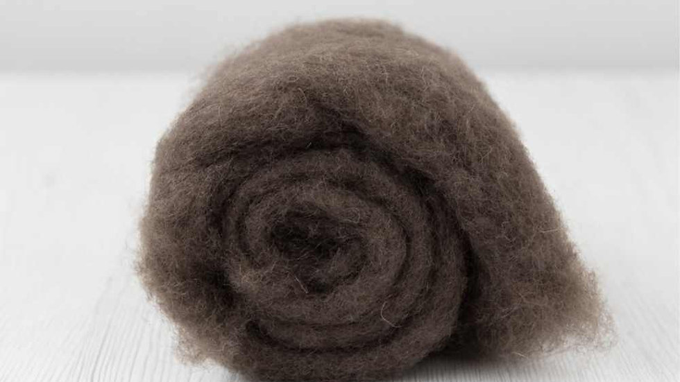DHG Maori carded wool - Beaver