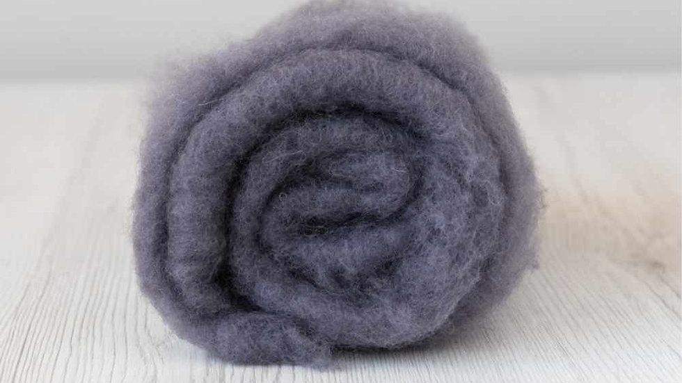 DHG Maori carded wool - Fog