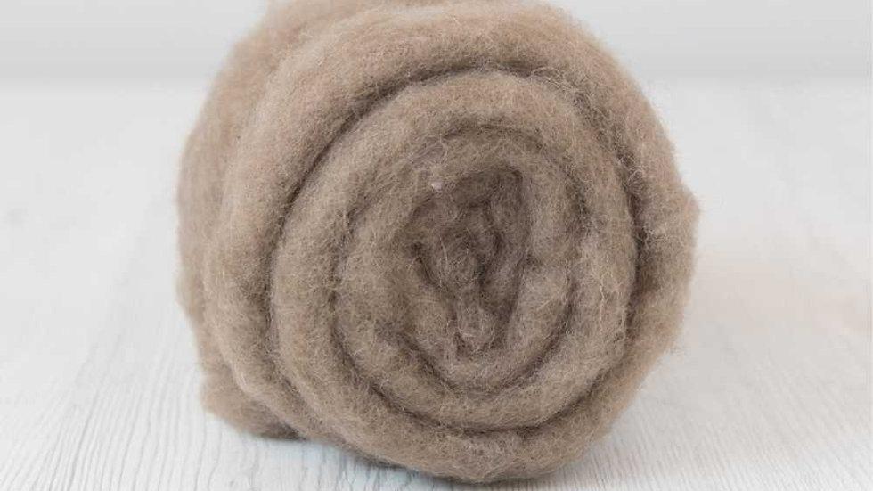 DHG Maori carded wool - Earth
