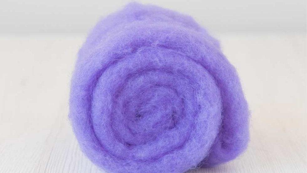 DHG Maori carded wool - Lilac