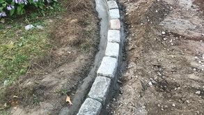 cobblestone edge