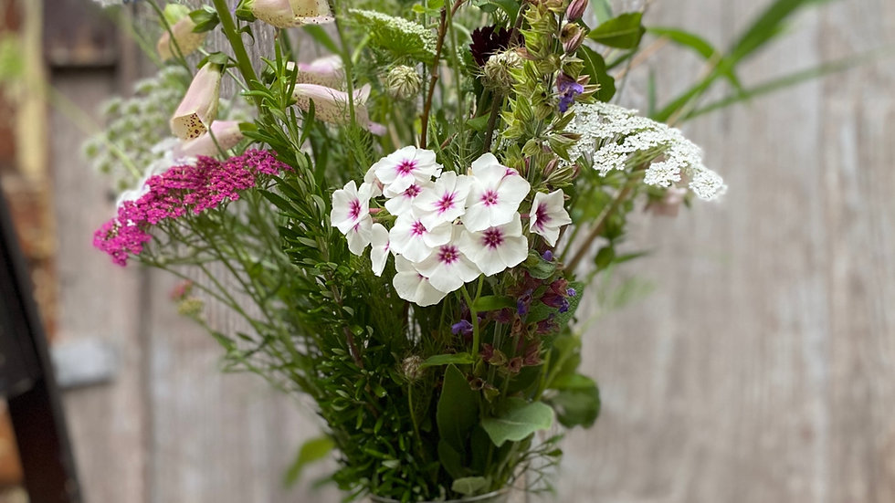 Seasonal Bouquet:  Order by 7pm Wednesday