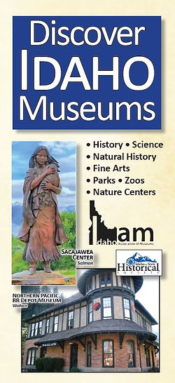 2019 Discover Idaho Museum Front.JPG