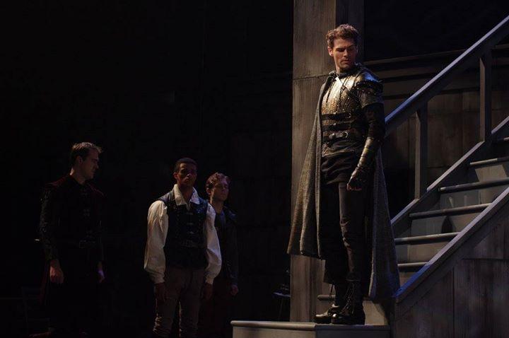 Hamlet at Illinois Shakespeare Festival
