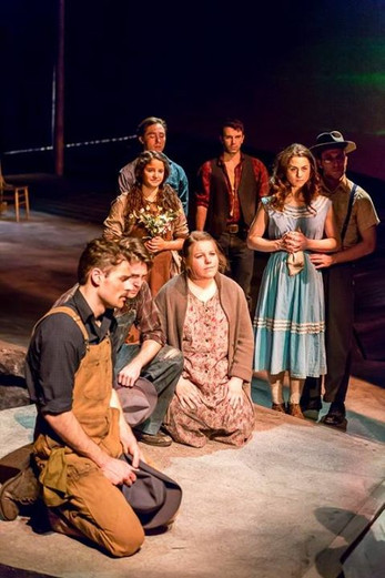 The Grapes of Wrath at Illinois Theatre