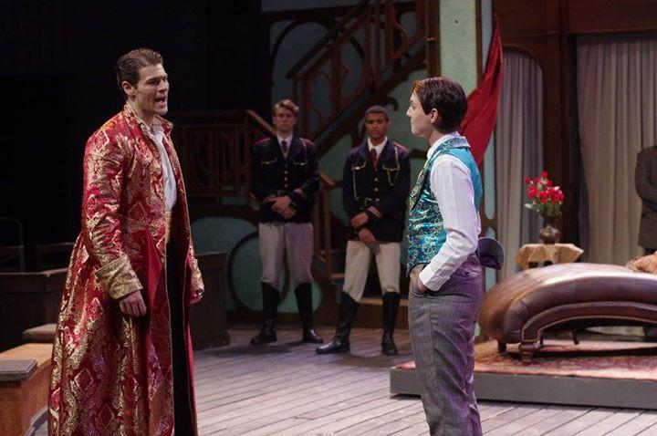 Twelfth Night at Illinois Shakespeare Festival