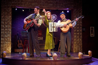 Le Club Noel at Taproot Theatre Company- Seattle, WA