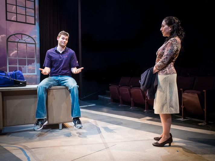 Third at ArtsWest Playhouse: Seattle, WA