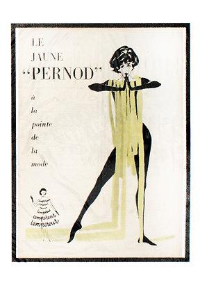 PERNOD - Litho 1959