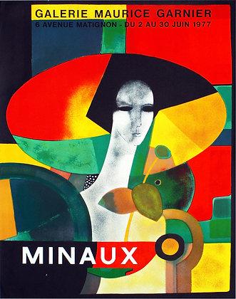 MINAUX - Litho