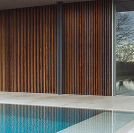 COMBES POOLHOUSE