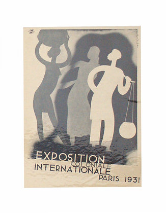 EXPOSITION INTERNATIONAL 1931